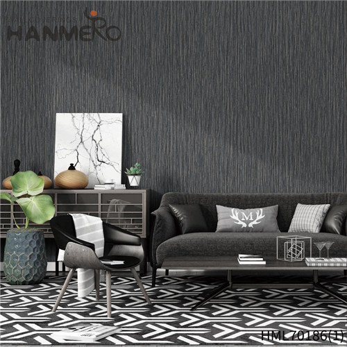 HANMERO Awesome Non-woven Landscape 0.53*10M custom home wallpaper Sofa background Technology Classic