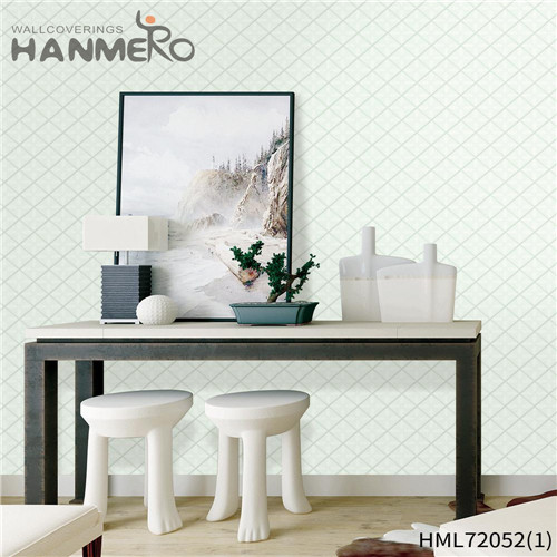 HANMERO PVC Dealer Flowers Deep Embossed cheap wallpaper for walls Kitchen 1.06*15.6M Pastoral