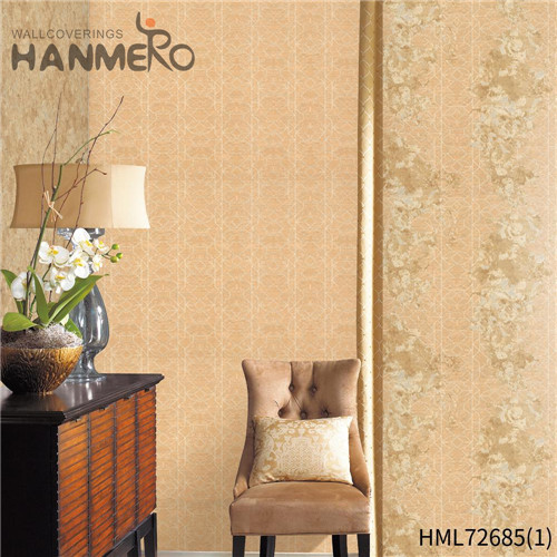 HANMERO PVC The Lasest Geometric Technology design wallpaper for walls Hallways 1.06*15.6M European