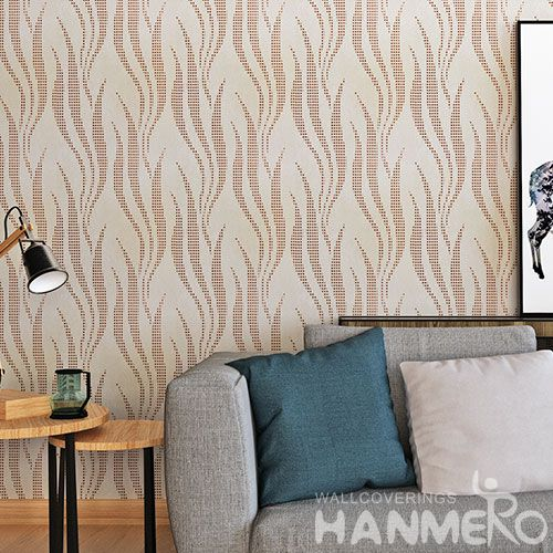 HANMERO Import MCM Amber Roll 0.53 * 10m / Roll Wallcovering Distributor from China