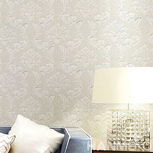 HANMERO Modern Hot Selling Online Store Wallpaper Interior Wet Embossed Wallcovering for Sitting Room Home Decoration