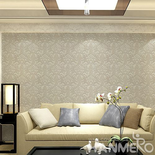 HANMERO Factory Sell Directlly Modern Luxury Wet Embossed Wallpaper Sale Online Distributor for Home Decor Supplier