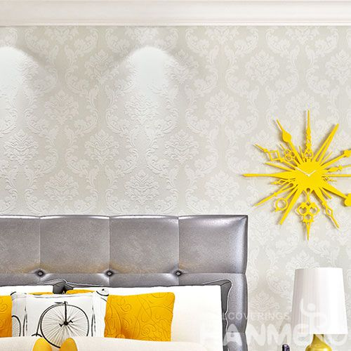 HANMERO Exported Household Interior Home Wet Embossed Wallpaper Chinese Wallcovering Distributor Shop Competitive prices