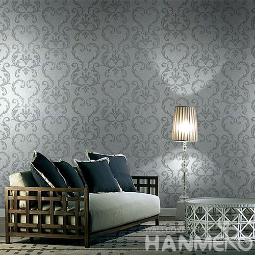 HANMERO New Style Wall Art Long Fiber Non-woven Wallpaper Nature Texture Chinese Wallcovering Dealer Latest