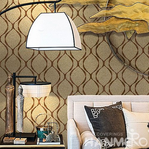 HANMERO Durable Home Wall Dining Room Mica Wallpaper Modern Cool Design Wallcovering Photo Quality