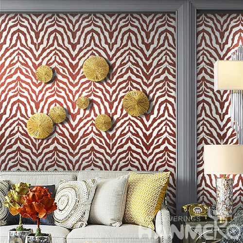 HANMERO Chinese Unique Modern Designs Wall Decoration Mica Wallpaper Living Room Wallcovering High Quality