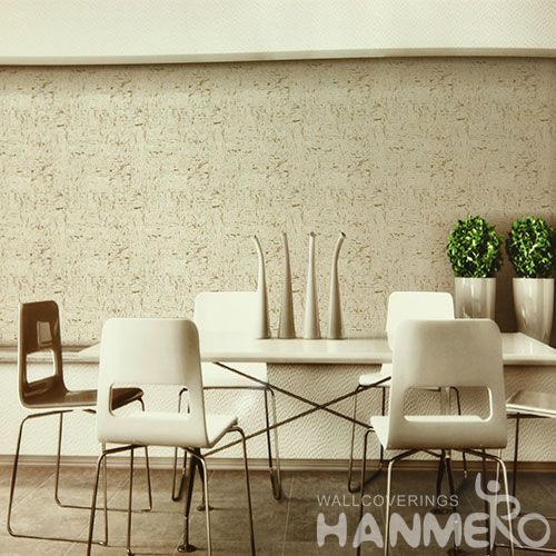 HANMERO Affordable Cork Wallpaper in Store Household Room Wallcovering Best Prices from Chinese Dealer