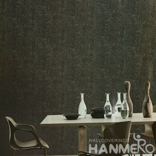 HANMERO Eco-friendly Cork Decor Wallcovering Suppliers Office Kitchen Wall Decor Wallpaper Modern Style Chinese