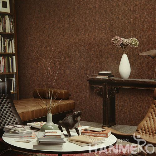 HANMERO Eco-friendly Latest Cork Room Interior Wallpaper Fashion Beautiful Living Room Decorating Wallcovering