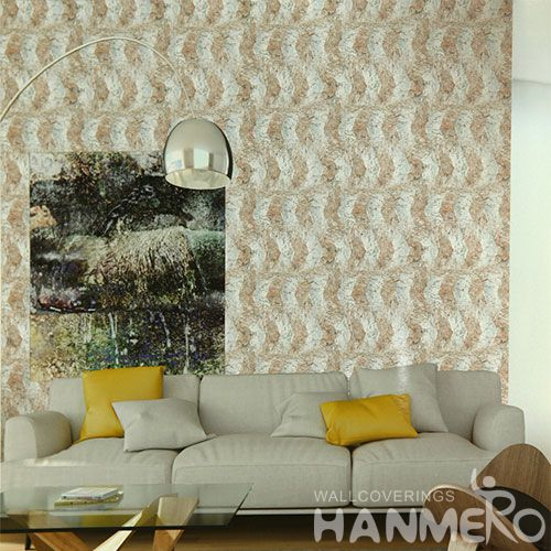 HANMERO Cork Shop Online Wallpaper Modern Simple Style Chinese Wallcovering Seller High Quality Latest Designs