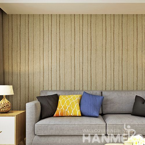 HANMERO New Popular Plant Fiber Particle Wallpaper for Wall Manufacturer Designer from China