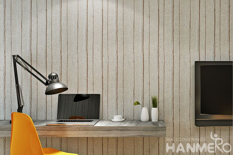 hanmero 0 53 10m plant fiber particle wallpaper for home interior