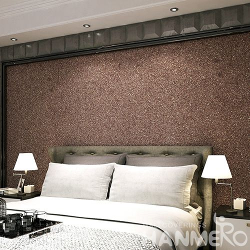 HANMERO Modern Plant Fiber Particle wallpaper in Popular and Fashionable style for Household Decoration