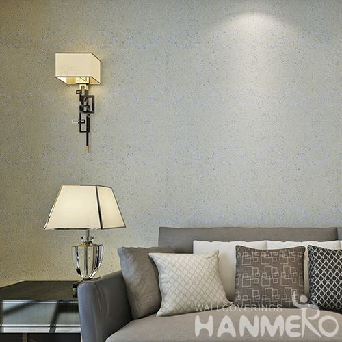 HANMERO 0.53 * 10m / Roll Home Decor Plant Fiber Particle  Wallpaper for Sale in Wholesale Rate from China