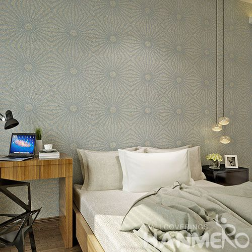 HANMERO High-end Affordable Plant Fiber Particle Wallpaper with Latest Designs for Household Decoration from Chinese Wholesaler