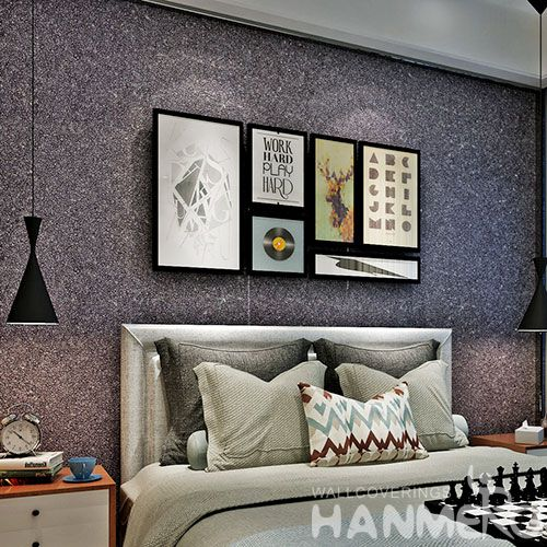 HANMERO New Fashion Affodable High Quality Mica Wallpaper for Bedroom Living Room Walls Decor at Factory Price