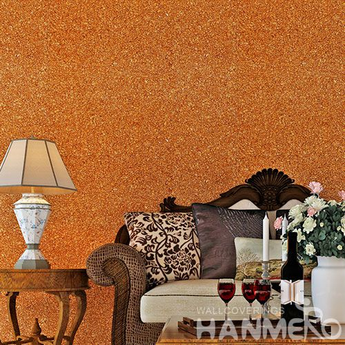 HANMERO Nature Sense Decorative Eco-friendly Mica Wallpaper from Chinese Professional Manufacturer