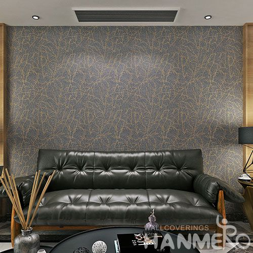 HANMERO Factory Sell Directlly Modern Luxury Plant Fiber Particle Wallpaper Distributor for Home Decor Supplier