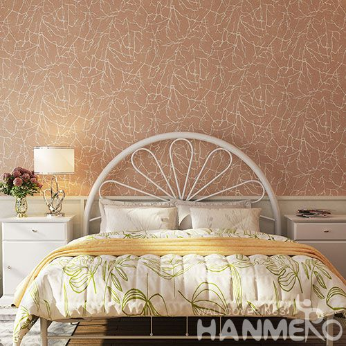 HANMERO High-end Plant Fiber Particle Wallpaper for House Home Decoration from China with Superior Quality Best Prices