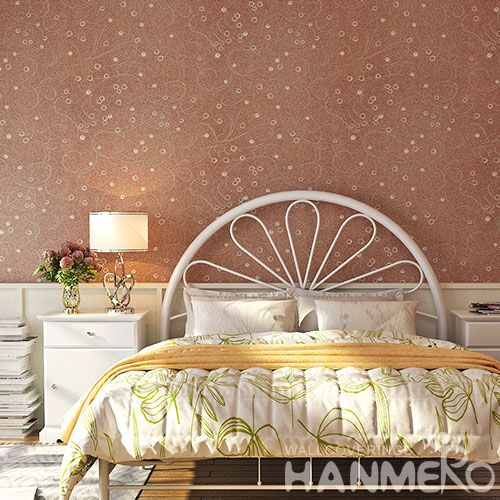 HANMERO New Arrival Wallcovering Supplier and Designer Plant Fiber Particle Wallpaper with Best Prices from Hubei China