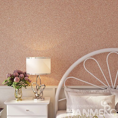 HANMERO Office Study Room Decorative Wallcovering Chinese Factory Hot Sex Nature Sense Mica Wallpaper for Sofa TV Background