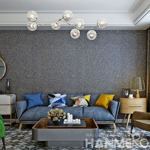 HANMERO High-end Best Prices Natural Mica Wallpaper for Interior Wall Design Wallcovering Vendor from Hubei China