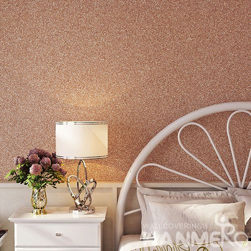 HANMERO Natural Material New Style Mica Wallpaper Stone Textured for Bedroom House Decorative with Best Prices and CE Certificate