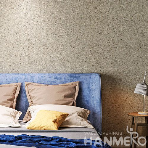 HANMERO Newest Natural Material New Style Mica Wallpaper Stone Textured for Bedroom House Decorative with Top-grade Quality