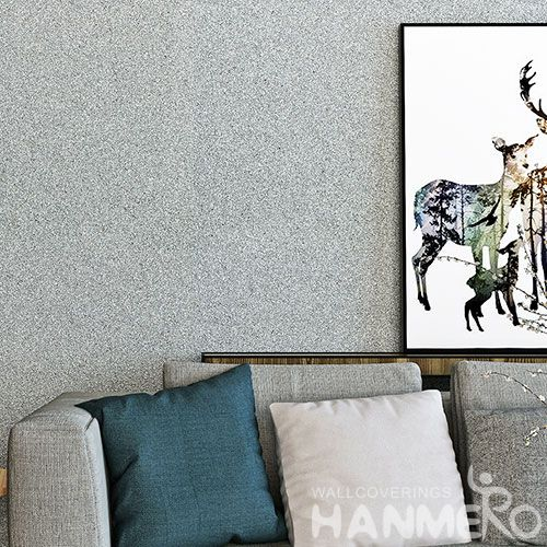 HANMERO Newest Fancy Simple Design Wallcovering Natural Mica Wallpaper 0.53 * 10M / Roll for Hotel Nightclub Wall Decor Hot Selling