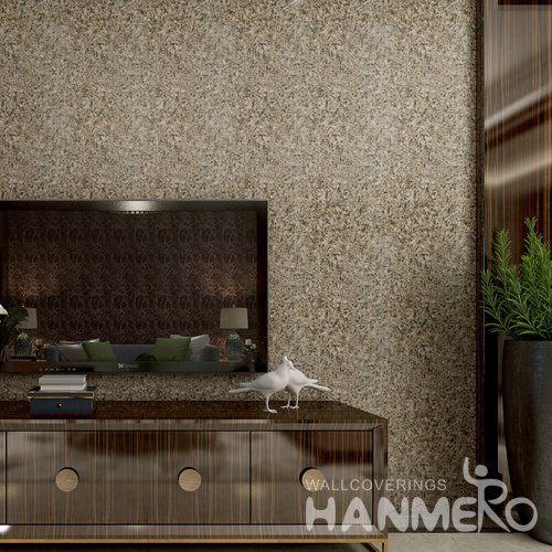 HANMERO Modern Spot Brown Peel and Stick Wall paper Removable Stickers
