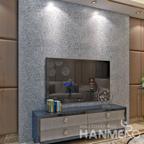 HANMERO Modern Spot Brown Color Peel and Stick Wall paper Removable Stickers
