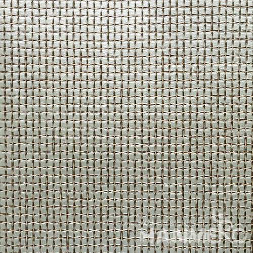 HANMERO Modern  0.53*10M/Roll PVC Wallpaper With Silver Solid Embossed Surface