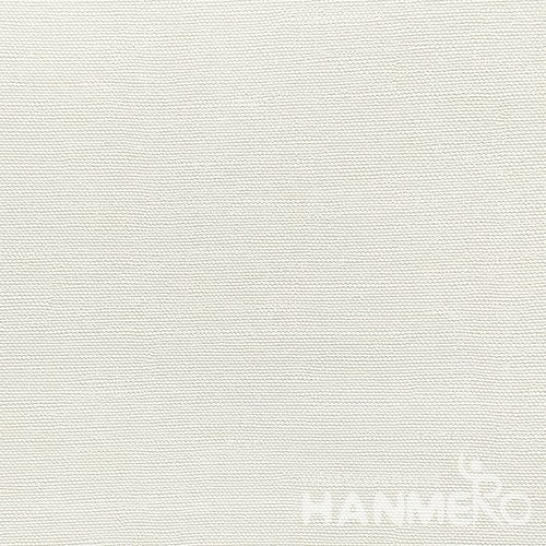 HANMERO Modern  0.53*10M/Roll PVC Wallpaper With Beige Solid Embossed Surface